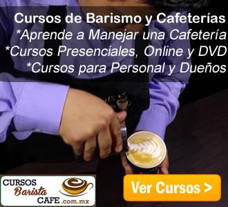 cursos para cafeterias