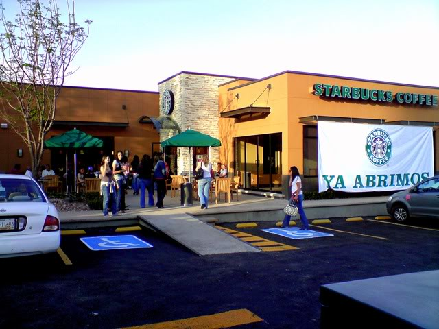 starbucks en mexico