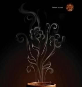 publicidad de cafeterias