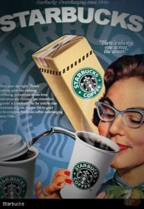 starbucks marketing