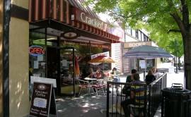 ubicacion de una cafeteria