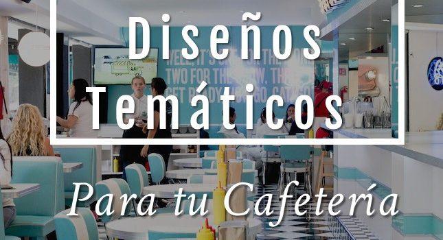 Diseños para cafetería